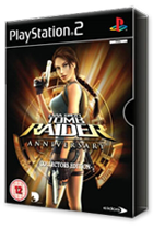 Tomb Raider: Anniversary Collectors Edition (PS2)